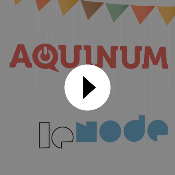 """<span style=""""color: #ff7bac;"""">MOTION DESIGN</span> <br /> Aquiversaire 2016"""