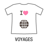 I love voyages