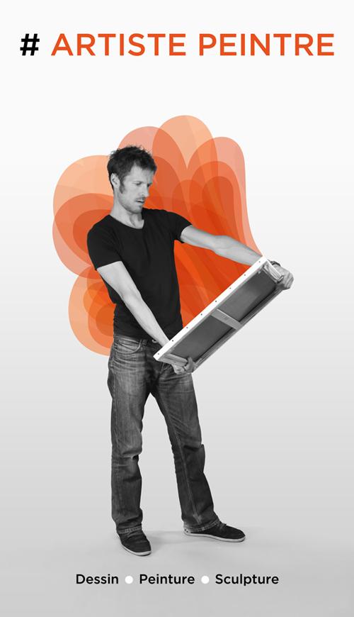 Vincent Leclerc, artiste peintre : dessin, peinture, sculpture, arts-plastiques