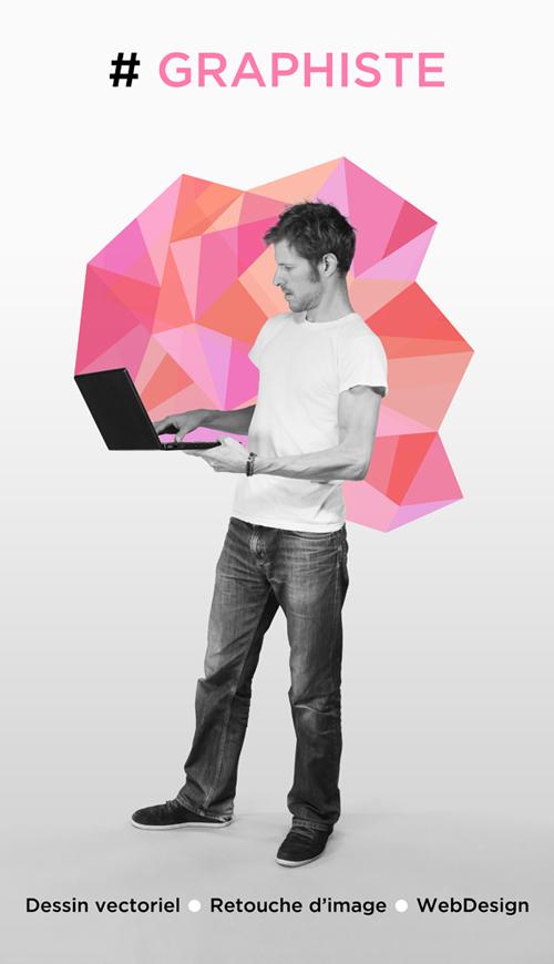 Vincent Leclerc, graphiste : dessin vectoriel, retouche d'images, webdesign